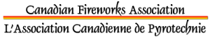 The Canadian Fireworks Association ACP Logo